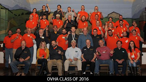 OVHA-CLASS-2016