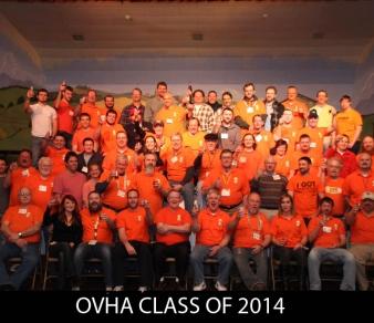 OVHA Class of 2014